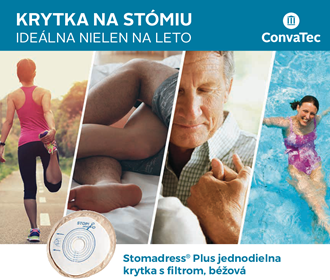 Stomadress Plus krytka na stomiu